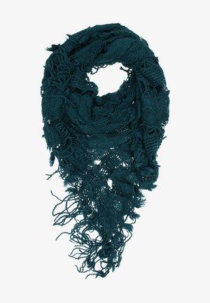 Šátek - dunkelgrün