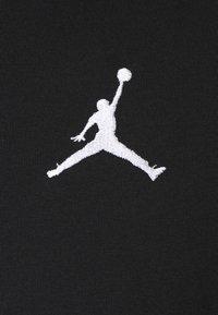Jordan - JUMPMAN CREW - Basic T-shirt - black - 2