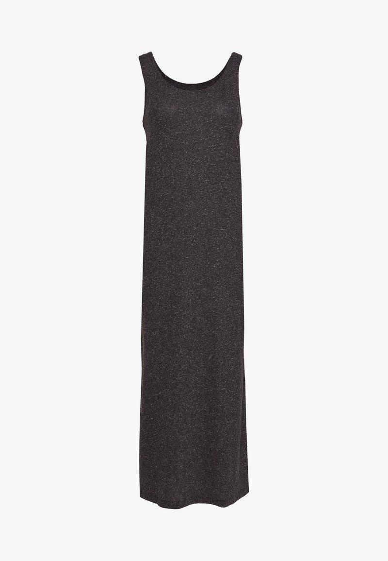 Selected Femme Petite - SLFIVY MAXI DRESS PETITE - Maxikjole - black