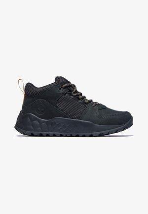SOLAR WAVE  - Sneakers laag - jet black