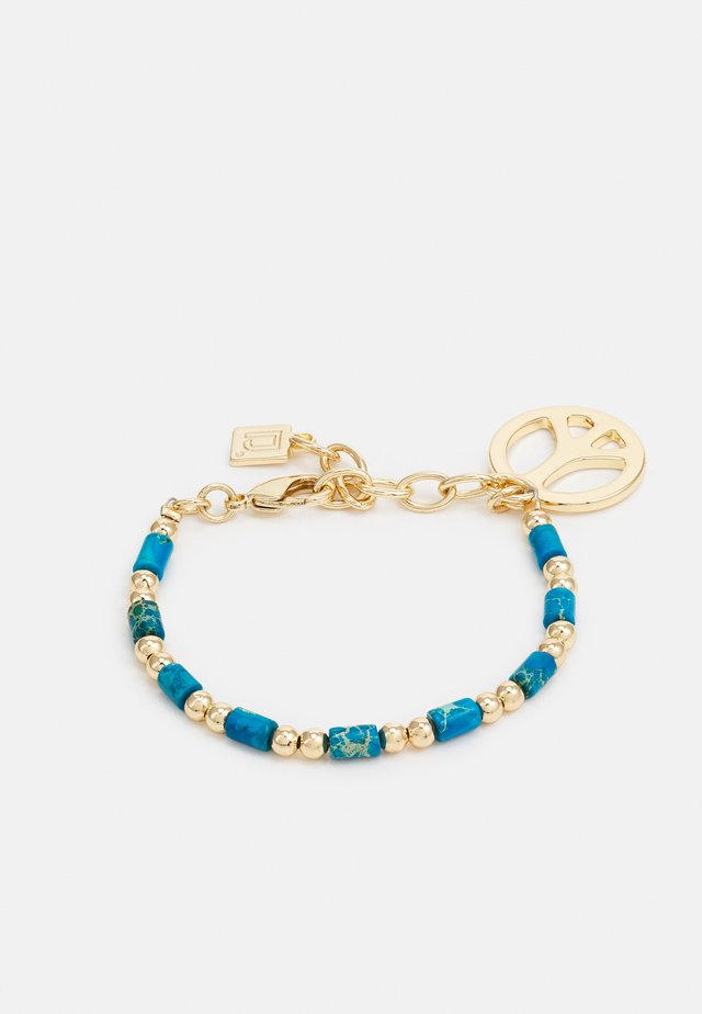 AUGUSTINE BRACELET - Armband - blue