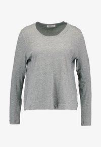 Replay - LONG SLEEVES - Camiseta de manga larga - medium grey melange - 5