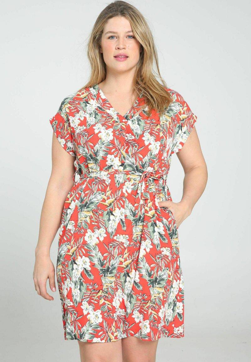 Paprika - Day dress - red