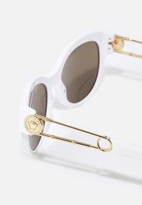 Versace - Zonnebril - white - 3