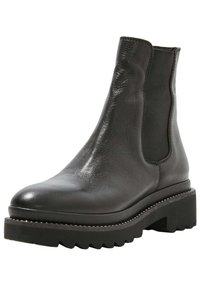 Inuovo - Classic ankle boots - black blk - 5