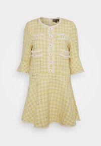 Sister Jane - HONEY BEE MINI DRESS - Vestido camisero - yellow - 0