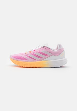SL 20.2  - Neutral running shoes - footwear white/dash grey/screaming pink