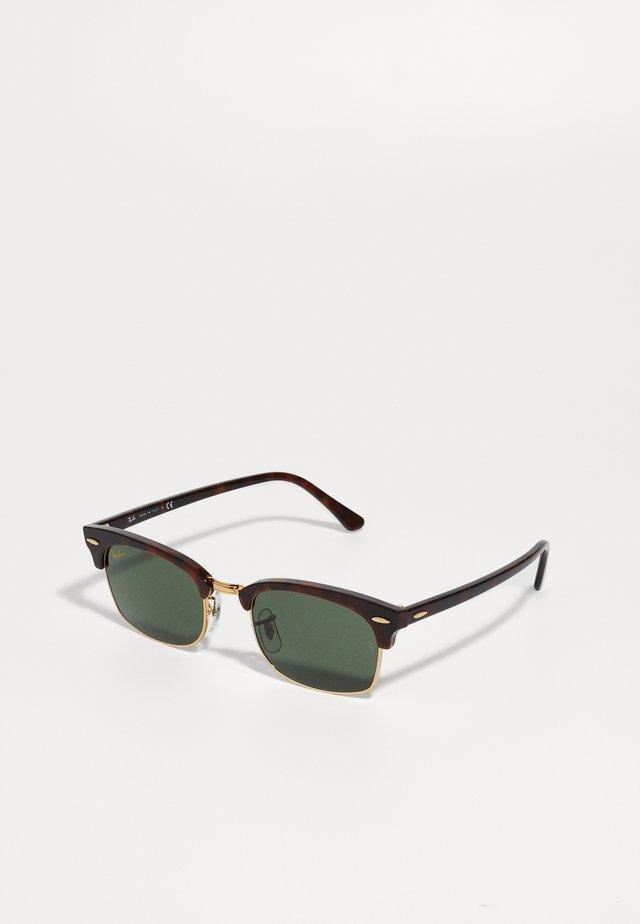 CLUBMASTER SQUARE - Sluneční brýle - mock tortoise