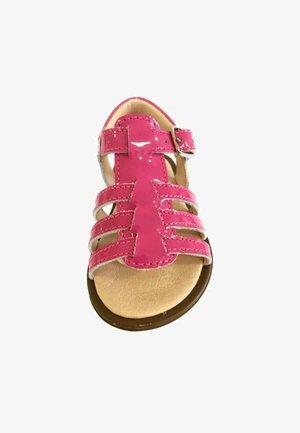 Zapatos de bebé - fuxia