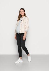 Lindex - TOVA SOFT  - Jeans Skinny Fit - black - 1