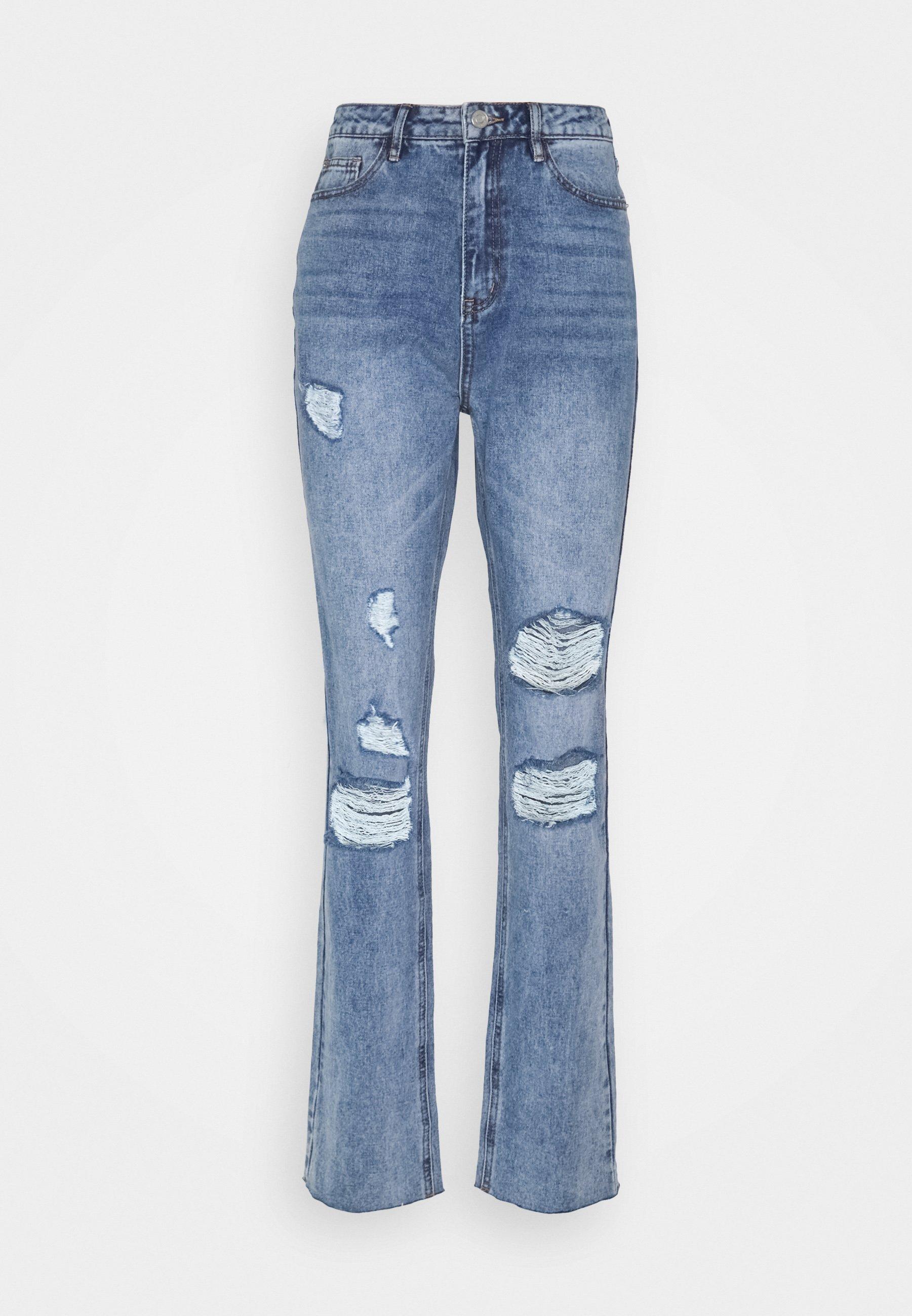 Women DISTRESSED - Slim fit jeans