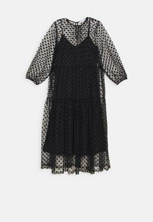 MADIE DRESS - Vapaa-ajan mekko - black