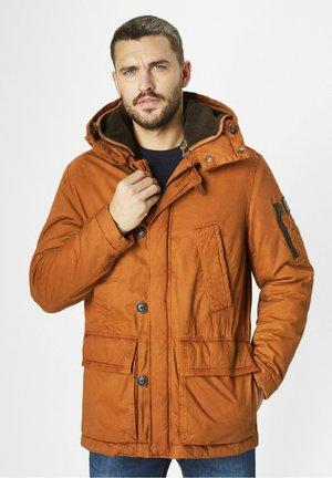 ALASKA - Winter coat - rust