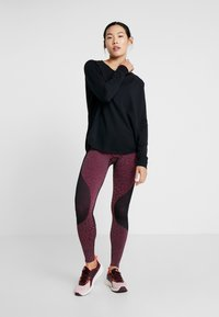 Cotton On Body - ACTIVE LONGSLEEVE  - Long sleeved top - black - 1