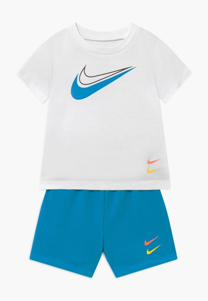 Nike Sportswear - BABY SET  - Pantalones - laser blue