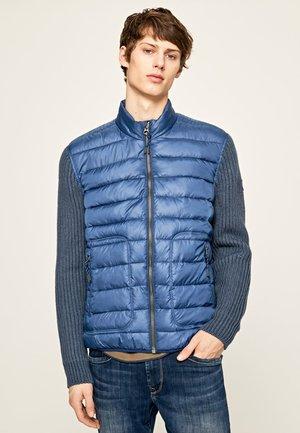 KEITH - Light jacket - dark blue