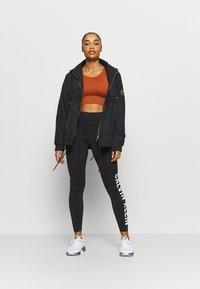 Calvin Klein Performance - FULL LENGTH - Punčochy - black - 1
