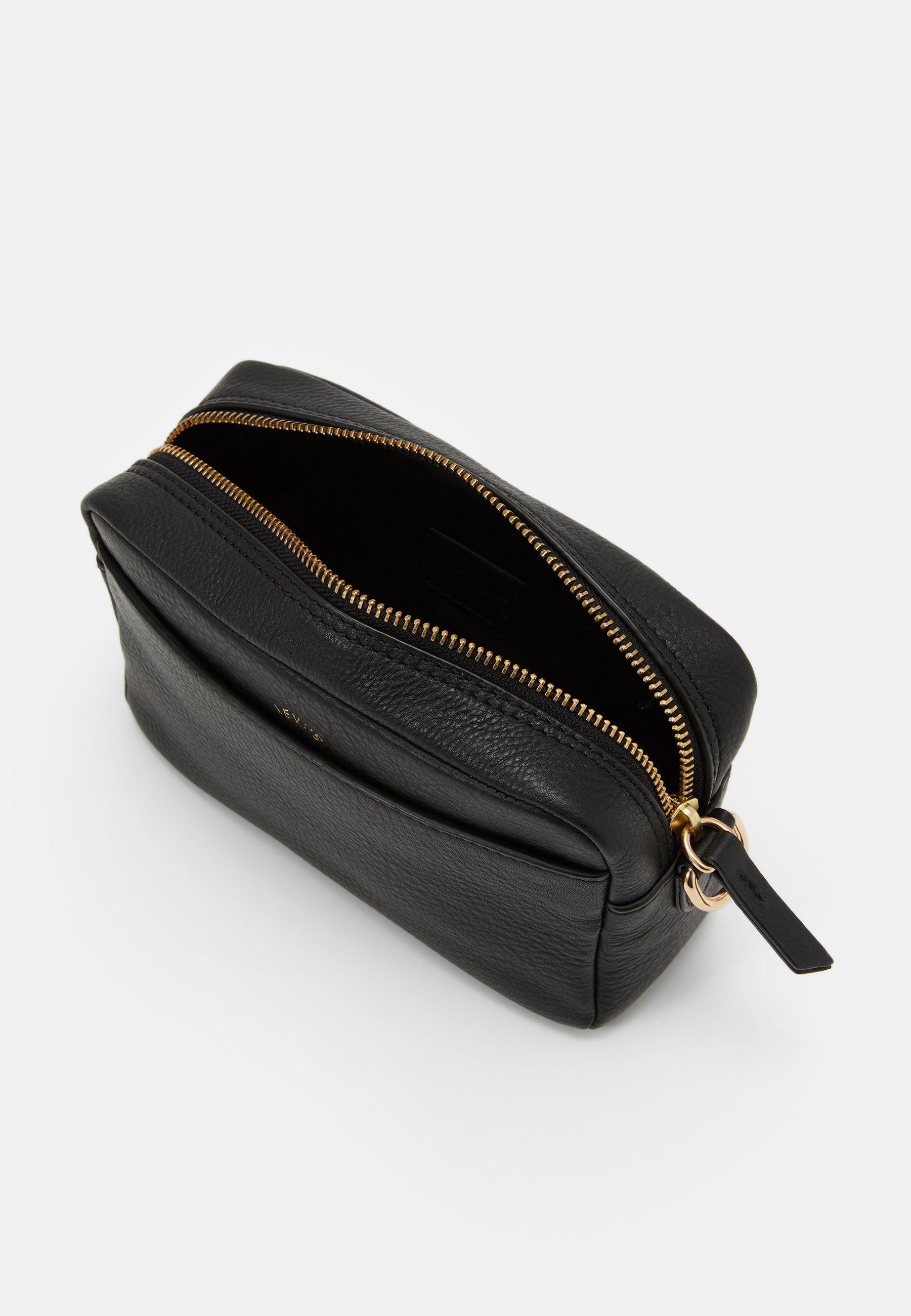Levi's® Diana Camera Bag - Skuldertasker Regular Black