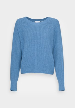 CREW NECK - Svetr - parisian blue