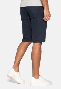 Threadbare - Denim shorts - navy - 2