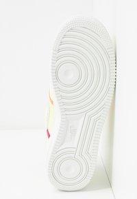 Nike Sportswear - AIR FORCE 1 - Trainers - life lime/summit white/laser blue/hyper orange/cactus flower - 6