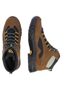 Brütting - CHIMNEY - Walking boots - brown - 1