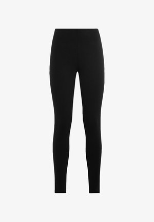 BASIC - Leggings - Trousers - schwarz