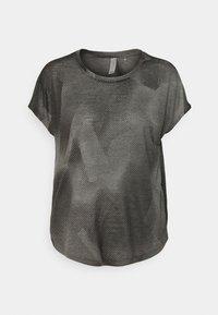 ONLY Play - ONPFAN  - Print T-shirt - black - 5