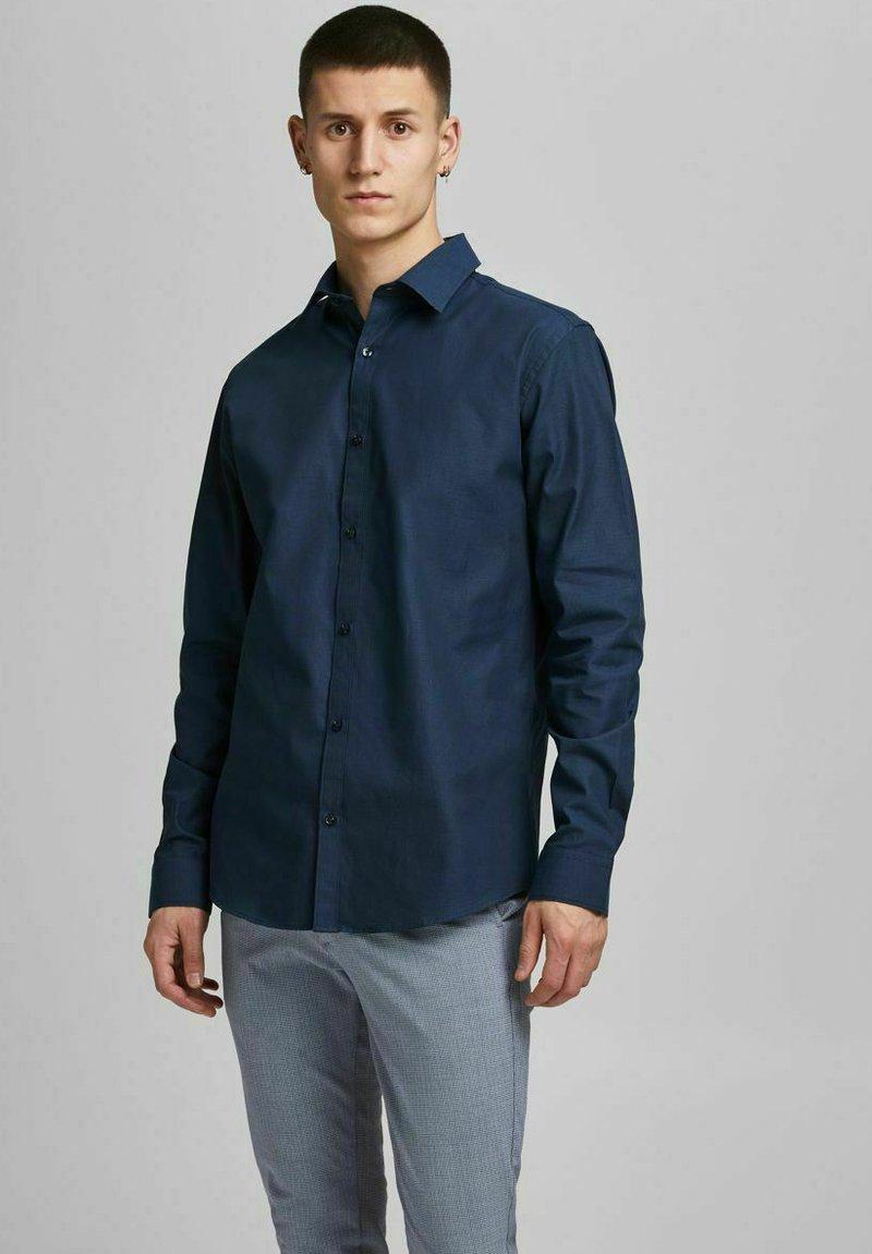 Jack & Jones PREMIUM - Formal shirt - navy blazer