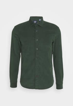 ALPHA SPREAD COLLAR - Shirt - garden topiary