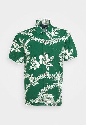 PRINT BEACH - Shirt - green