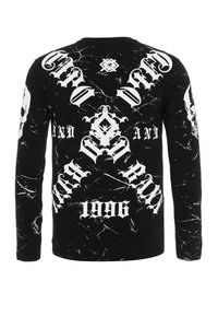 Cipo & Baxx - Long sleeved top - schwarz - 5