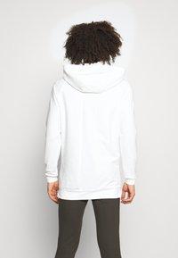 SQUATWOLF - STATEMENT HOODIE - Sweatshirt - white - 2