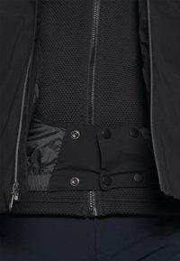 Spyder - TRIPOINT GTX - Ski jacket - black - 9