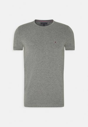 STRETCH TEE - T-shirts print - grey