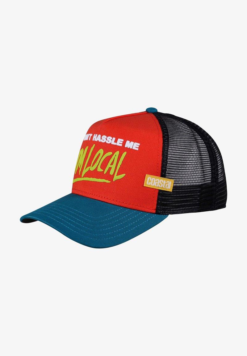 Coastal - Cap - red
