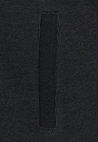 s.Oliver - Zip-up hoodie - black - 5