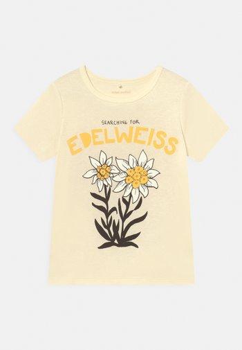 TEE UNISEX - Print T-shirt - off white