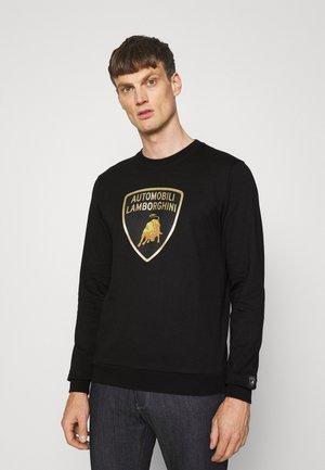 MAN LIGHT SWEATER - Sweatshirt - nero