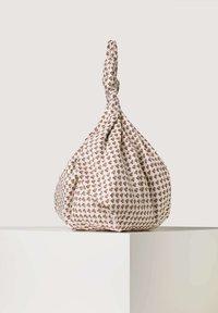 OYSHO - Handbag - beige - 3