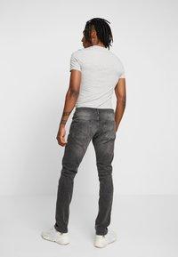 YOURTURN - Jeans slim fit - grey denim - 2