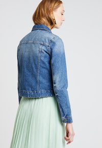 Noisy May - NMADA JACKET VI024MB  - Jeansjakke - medium blue denim - 2
