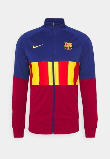 FC BARCELONA - Klubbkläder - deep royal blue/noble red/amarillo