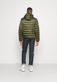 National Geographic - HOODED JACKET WITH FILLER - Jas - moss - 2