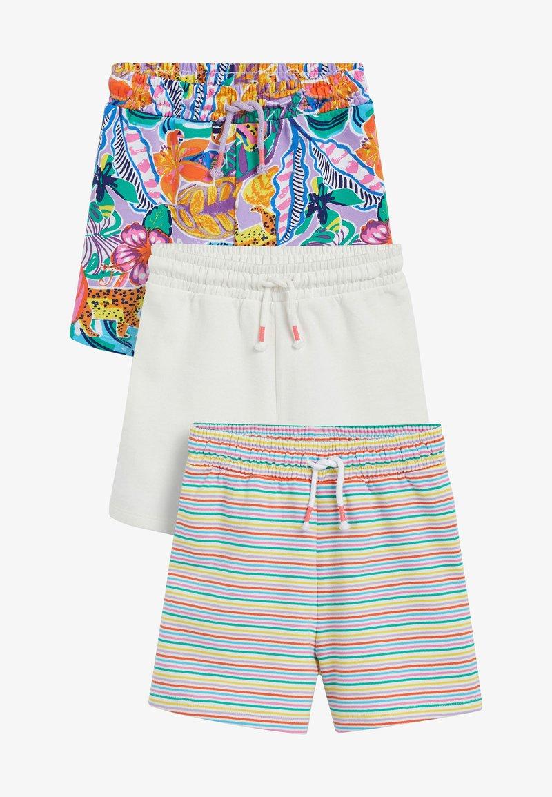 Next - 3 PACK  - Shorts - purple