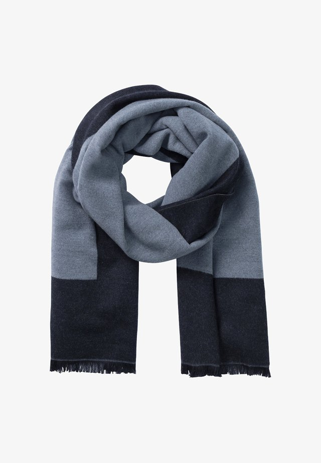 Sjaal - dunkelblau