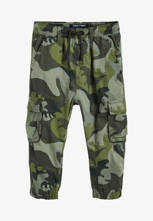 Pantalones cargo - multi-coloured