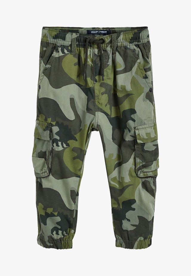 Pantalon cargo - multi-coloured