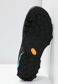 La Sportiva - TX4 WOMAN - Hiking shoes - carbon/aqua - 4