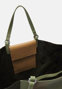Marc O'Polo - PALERMO - Tote bag - green - 2